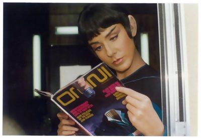"""DR. SELAR """"Star Trek: Next Generation"""""""